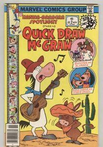Spotlight #2 November 1978 VGF/FN Quick Draw McGraw, Snooper and Blabber
