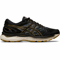 ASICS 1011A794 001 GEL NIMBUS 22 KNIT Black Black Men's Running Shoes