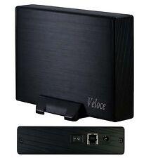 USB 3.0 SATA 8,9cm (3,5) ALU Festplatten Gehäuse SATA HDD Veloce GD-35612 #841