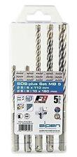 SDS Plus para taladro frase 5 - 10mm f 8, extremadamente para hormigón acero, hartgestein, entre otros,