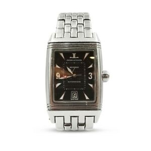 Jaeger Le-Coultre REVERSO 290.8.60 Swiss Mens Watch