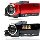 """HD 720P 16MP Digital Video Recorder Camera DV 2.7"""" TFT LCD 16x Digital ZOOM DVD"""