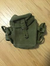 Vietnam War US Military M1956 Small Arms Magazine Ammunition Pouch Grenade Web
