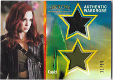 Cryptozoic Arrow 4 Dual Costume Wardrobe Relic Card Cupid DM3 DM-3  21 / 99