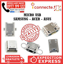 Charging connector micro usb dkock samsung asus acer
