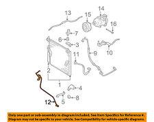 TOYOTA OEM 03-09 4Runner A/C Condenser, Compressor Lines-A/C Ac Line 8871035540