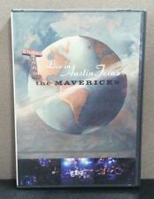 The Mavericks - Live in Austin, Texas     (DVD w/Insert)      LIKE NEW