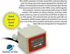 New listing Neptune Systems Apex Fmm Solenoid Valve (Sv-1) Aquariums Free Shipping Sale