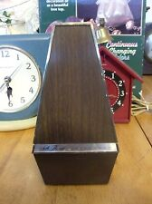 Seth Thomas Metronome (Conductor) for keeping beat/Tuning. Made In U.S.A.