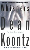 Whispers, Paperback by Koontz, Dean R., Brand New, Free P&P in the UK