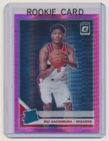 2019-20 Donruss Optic Hyper Pink #188 Rui Hachimura Rookie