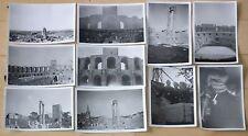 10 x Fotos deutsche Piloten in Arles Frankreich