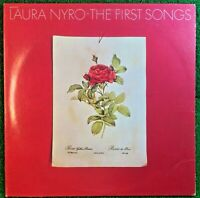 Laura Nyro The First Songs 1973 Original Album Columbia Records Press - KC 31410