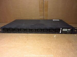 AVOCENT PM3000 PM 3000 PDU Power Distributon 10-Outlets Unit 520-897-502