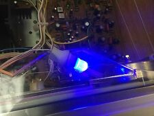 Vintage Sansui G-7000 /G-5000 /G-6000/G-7500 front panel blue LED lamps kit.
