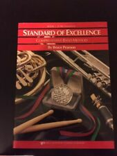 Standard of Excellence Comprehensive Band Method: Eb Alto Sax: Book 1