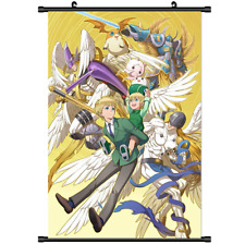 Anime Digimon Adventure Wall Scroll Poster cosplay s3275
