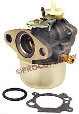 Briggs&Stratton 499059 Carburetor 120000 Model ft 123K02-0181-E1 123K02-0181-E2
