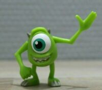 Figurine Disney Monsters University :Personnage Pixar Bob Razowski