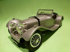 BBURAGO 1:18  JAGUAR SS 100  1937   - 3006  FIRST EDITION  -   IN GOOD CONDITION