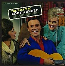 Eddy Arnold - The Easy Way [New CD]