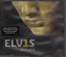 """ELVIS PRESLEY - RARO CDs PROMO """" 30 #1 HITS ALBUM SAMPLER """""""