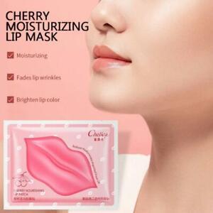 Lip Mask Gold Crystal  Wrinkle Pad Lips Masks Peel Off Film Repair Lip Wrinkles