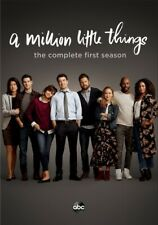 A Million Little Things: The Complete First Season (DVD,2019)
