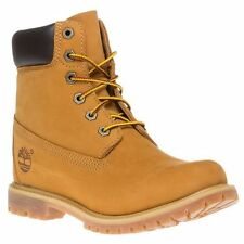Timberland Wedge Lace Up Ankle Boots for Women