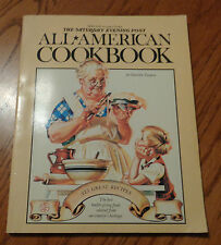 COOKBOOK - ALL AMERICAN COOKBOOK - 1978 - SATURDAY EVENING POST- BY C TURGEON