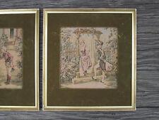 Victorian TAPESTRY ART PAUL ROUS Vergoldermeister Kaiserslautern GERMANY VTG 2
