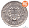 1937 - 1944 GEORGE VI SILVER THREE PENCE CHOOSE YOUR YEAR BUY 3 GET 1 FREE!!