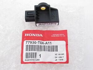 Genuine OEM Honda 77930-T0A-A11 Front Crash Sensor Assy 2012-2016 CR-V