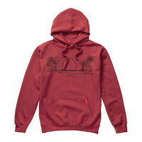 Hot Tuna - Paradise - Mens - Hoodie - Antique Red - S-XXL