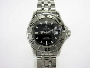 Tudor Watch Princess Date Hydro Note 99090P Ladies Automatic winding Warranty