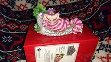 Disney Tradition Jim Shore Alice In Wonderland Cheshire Cat New In Box