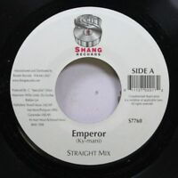 90'S Reggae 45 Emperor - Star Mix / Straight Mix On Shang