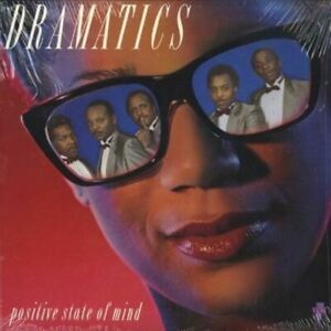 The Dramatics – Positive State Of Mind     Vinyl lp      new in seal