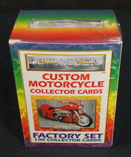 1993 Thunder Custom Motorcycle Factory Set (100) Sealed