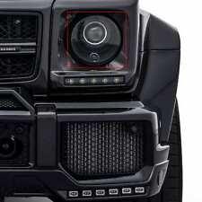 """Brabus Hauptscheinwerfer """"Black"""" G-Klasse W463 Mercedes-Benz Original NEU"""