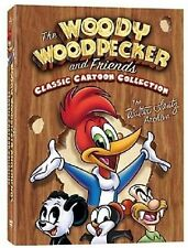 The Woody Woodpecker Friends Classic Cartoon Collection DVD Set Lot Series Show