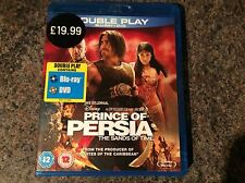 Prince Of Persia, The Sands Of Time Blu-ray Dvd! Look At My Other Dvds!