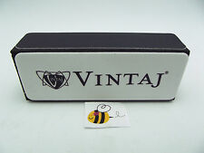 Vintaj V-Blck1 Metal Reliefing Block 3.75x1.5x1.5in Three Grits Buffing Polish