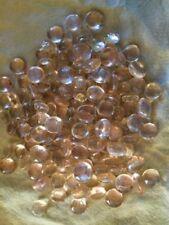 10 X Claro Cristal Guijarros Piedras Gemas Azulejos Nuggets Guijarro Marbles