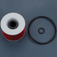 Oil Filter For HF401 Kawasaki Ninja 250 ZRX1200 ZX1100 ZZR1100 ZR1100