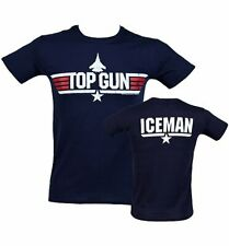 Official Men's Top Gun Iceman T-Shirt