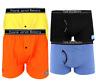 4 x Industrial Pack Boxer Shorts Boxer Briefs Cotton Pack Mens Underwear