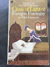 CIRCLE OF LIGHT 2 FARAGON FAIRINGAY NIEL HANCOCK 1977 POPULAR LIBRARY 1ST ED PB