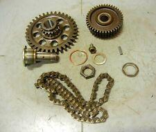 Suzuki DL1000 DL 1000 V-STROM 02 - 07 Front Timing Gears Chain Gear Set