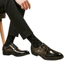 Mens Brogue Wing Tip Carved British Dress Formal Wedding Business Suits Shoes L